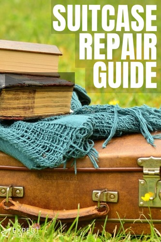 There is nothing worse than a broken suitcase. Except when you know how to fix it. Find out how to fix anything in this detailed guide.