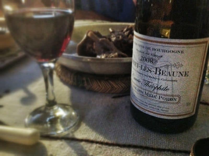 Beaune Wine