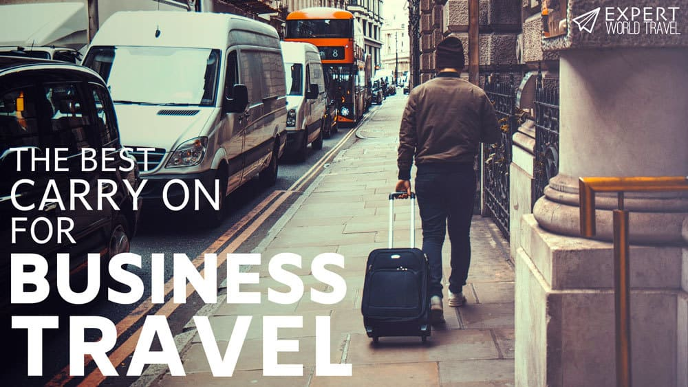 best carry-on for business travel