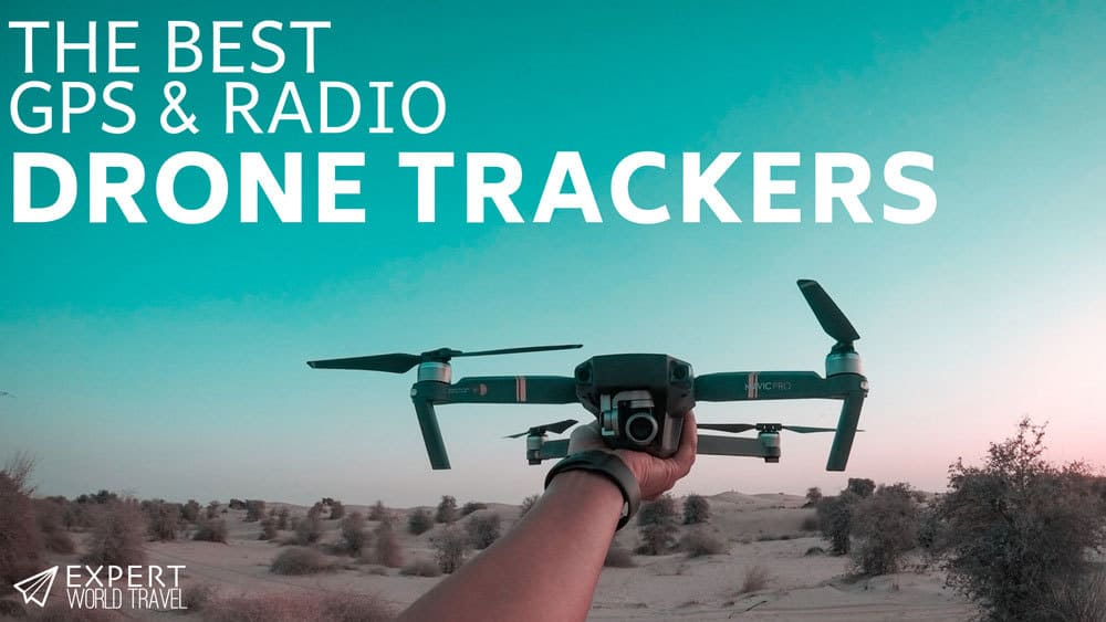 gps trackers drone