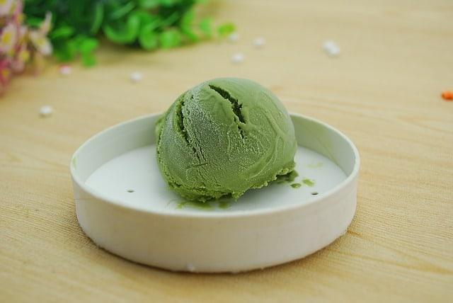 seaweed ice cream
