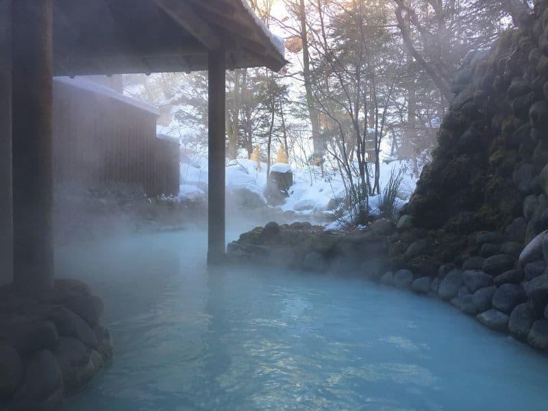 Japan Onsen