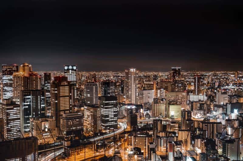 Osaka View