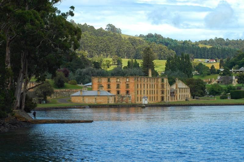Prison Tasmania