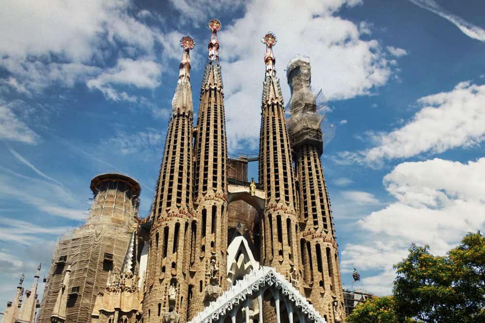 la segrada- familia barcelona