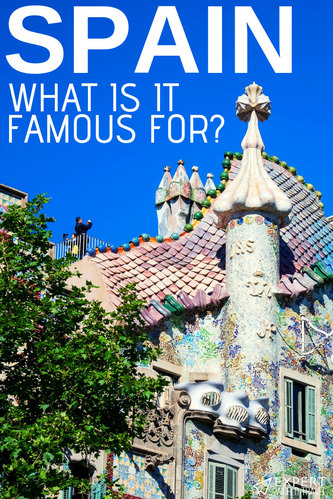 Wondering what is Spain famous for? From siesta to fiesta - we will tell you about all the popular things from this amazing seaside country!