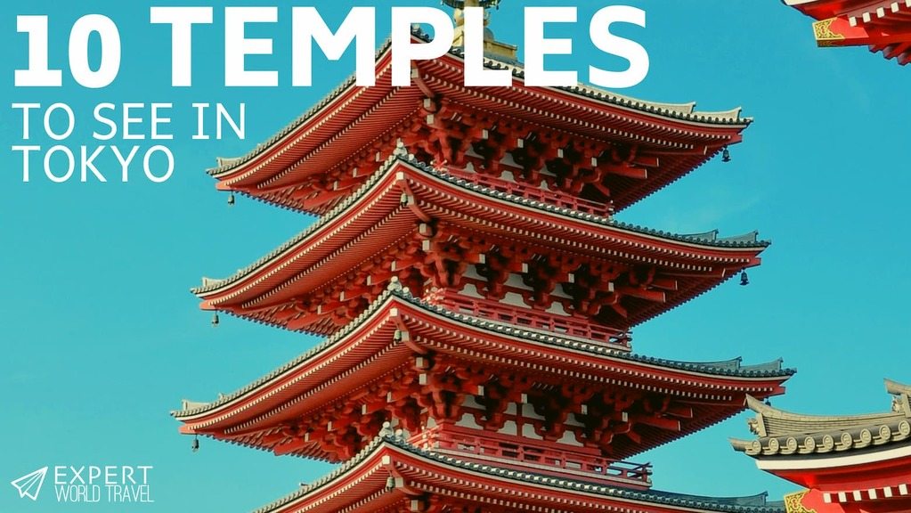 temples tokyo