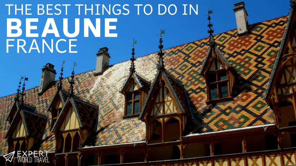 Things to do in Beaune