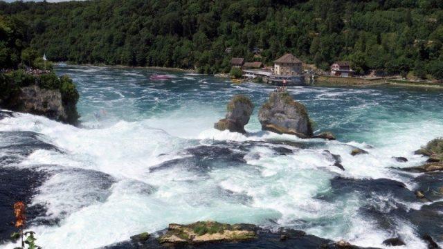 Zurich Day Trip - Rhine Falls