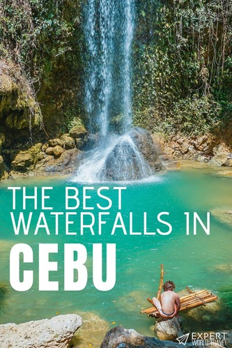 With over 100 known waterfalls in Cebu, here are some of the best spots you definitely cannot miss on your trip to this beautiful island province.