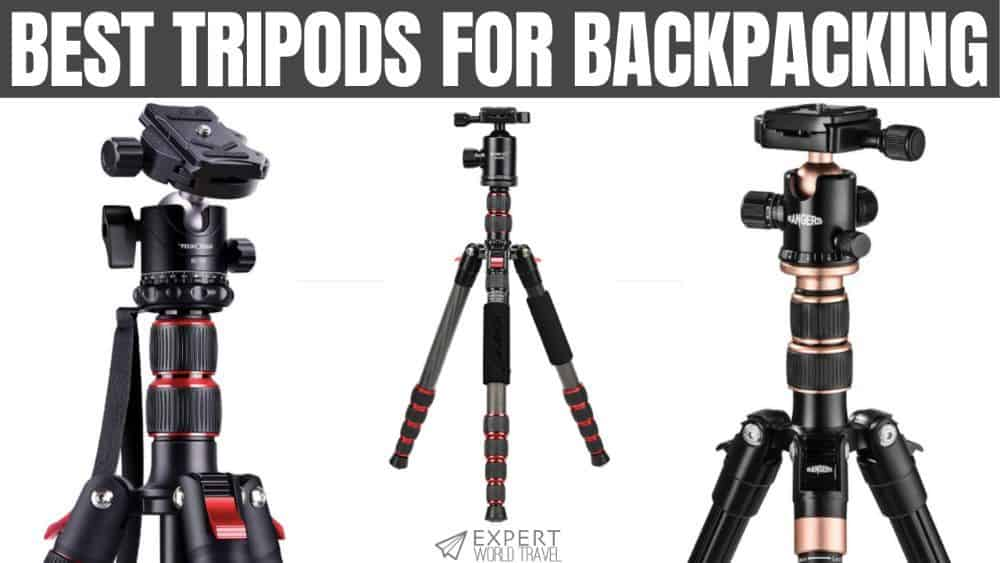 Best Backpacking Tripods In 2020 All Skill Levels Expert World Travel
