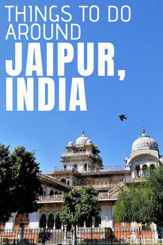 Wondering what you can do near Jaipur, India? There's all sorts of amazing things to do near the Pink City. And our guide has details on all of them!
