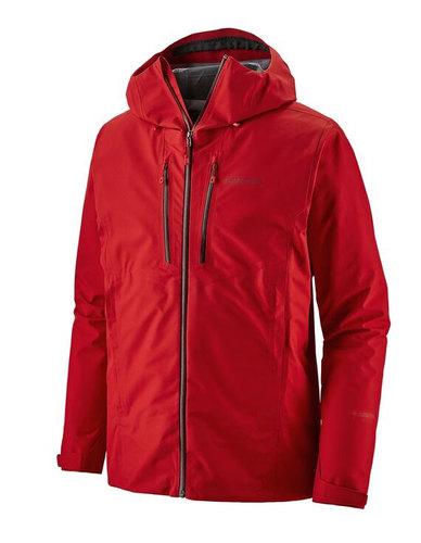 Patagonia Triolet Jacket in red