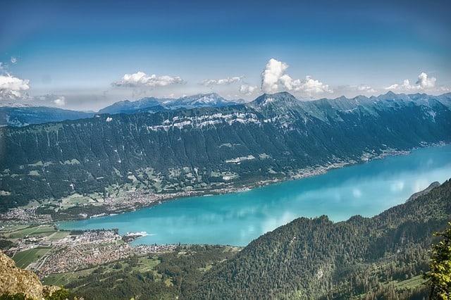 Interlaken, Lake Brienz