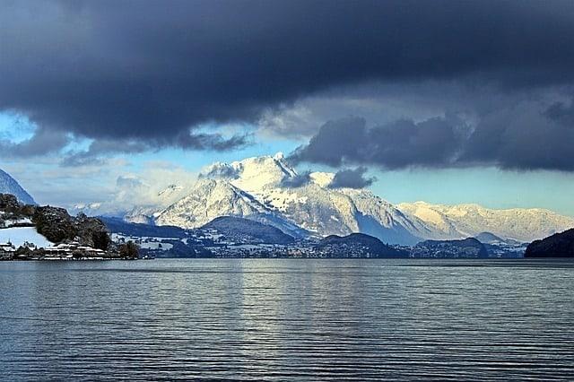 Interlaken, Lake Thun
