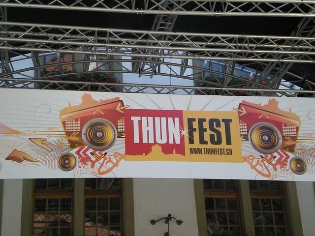 Interlaken, Thun Fest