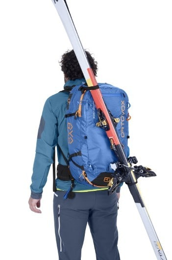 Ascent Ski Carry