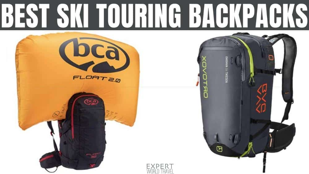 best ski touring backpack