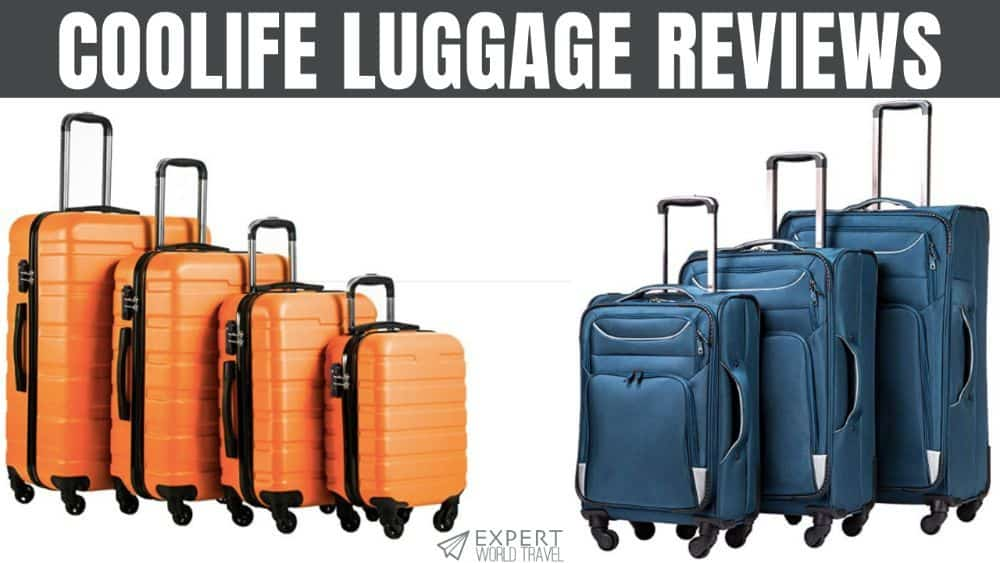Coolife Luggage Reviews