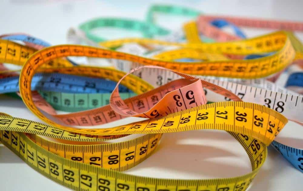 Measuring Tape Sewing