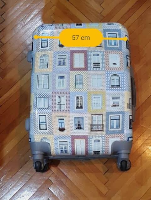 Suitcase Measure Phone App