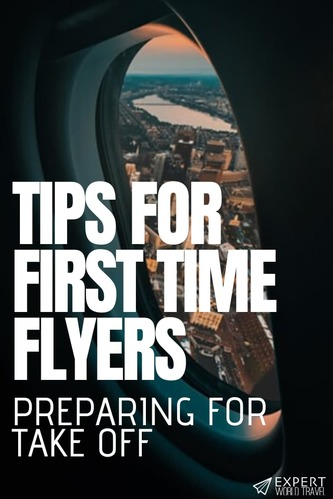 Flying for the first time and not sure how to behave? Check out all our tips for first time flyers, and your inexperience will stay your little secret!