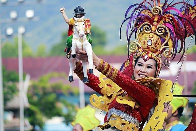 Kinabayo Festival