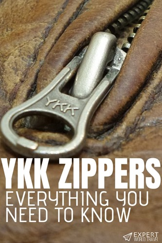 Wondering what exactly YKK zippers are, and why they're the only zipper you own? We'll tell you that, plus everything else you should know about the company!