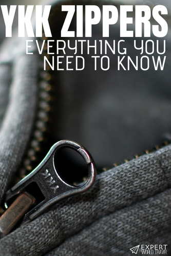 Wondering what exactly YKK zippers are, and why they're the only zipper you own? We'll tell you that,plus everything else you should know about the company!