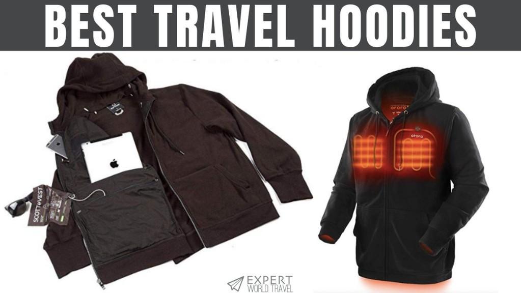 Best Travel Hoodies