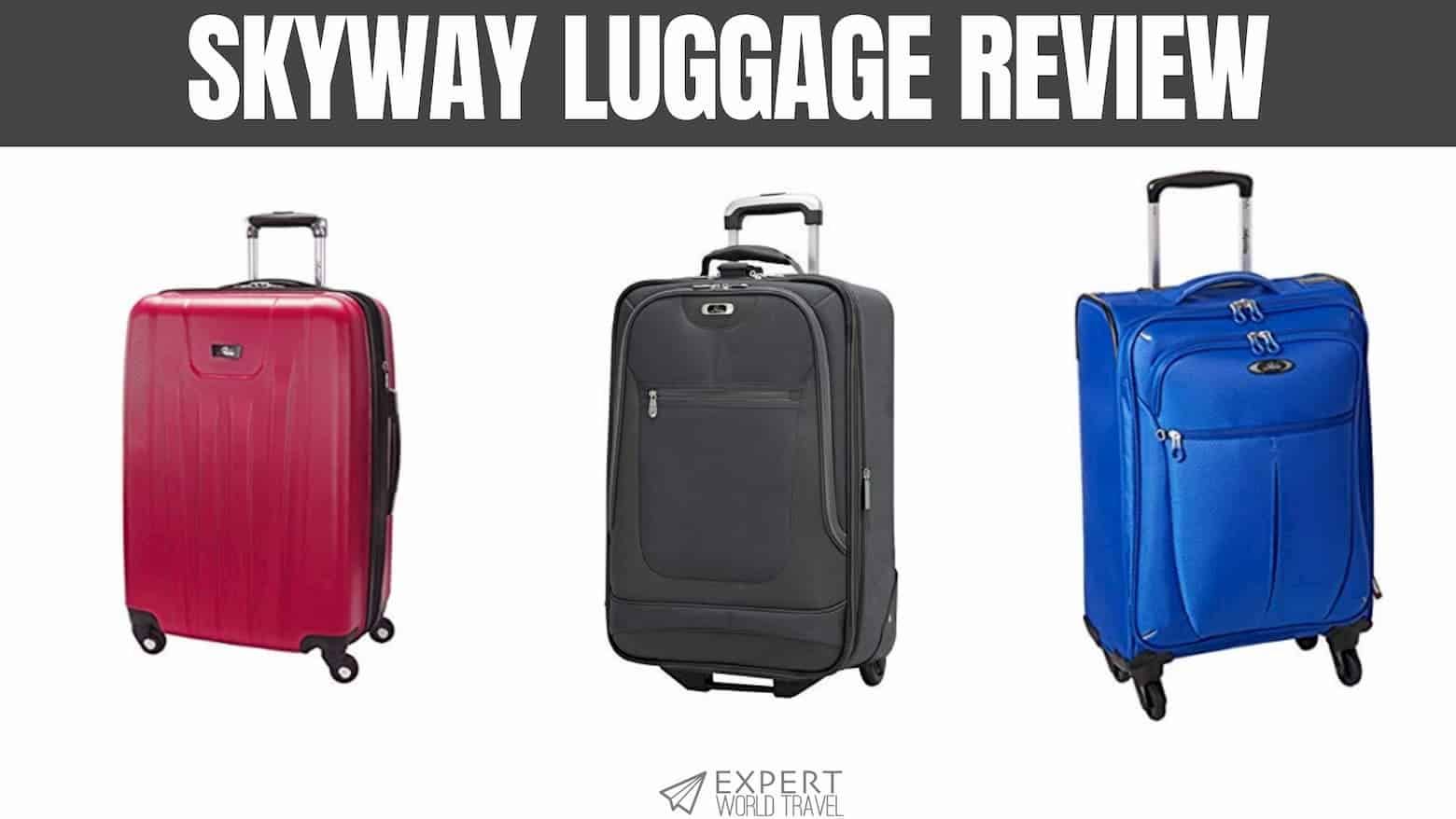 skyway luggage review