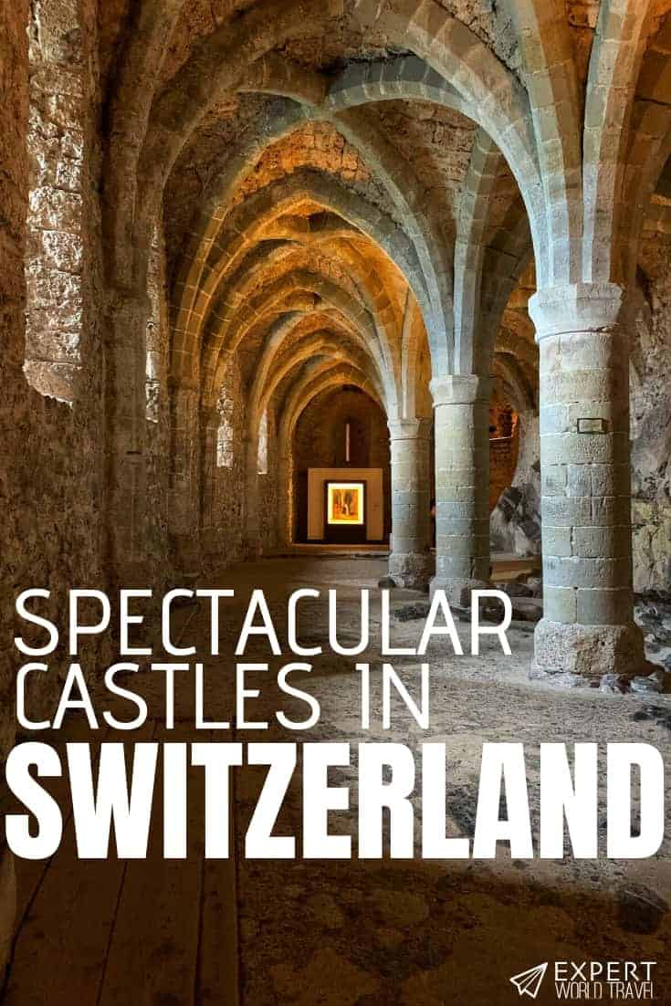 Make your fairytale dreams come alive with a visit to some of Switzerland's most iconic, breathtaking, and spectacular castles.