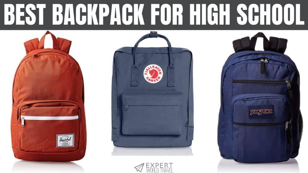 The Best School Backpacks
