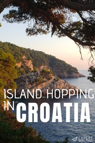 Not sure which islands to visit in Croatia? This island hopping guide will tell you about all the best vacation spots, how to get there, save some money and have a blast.