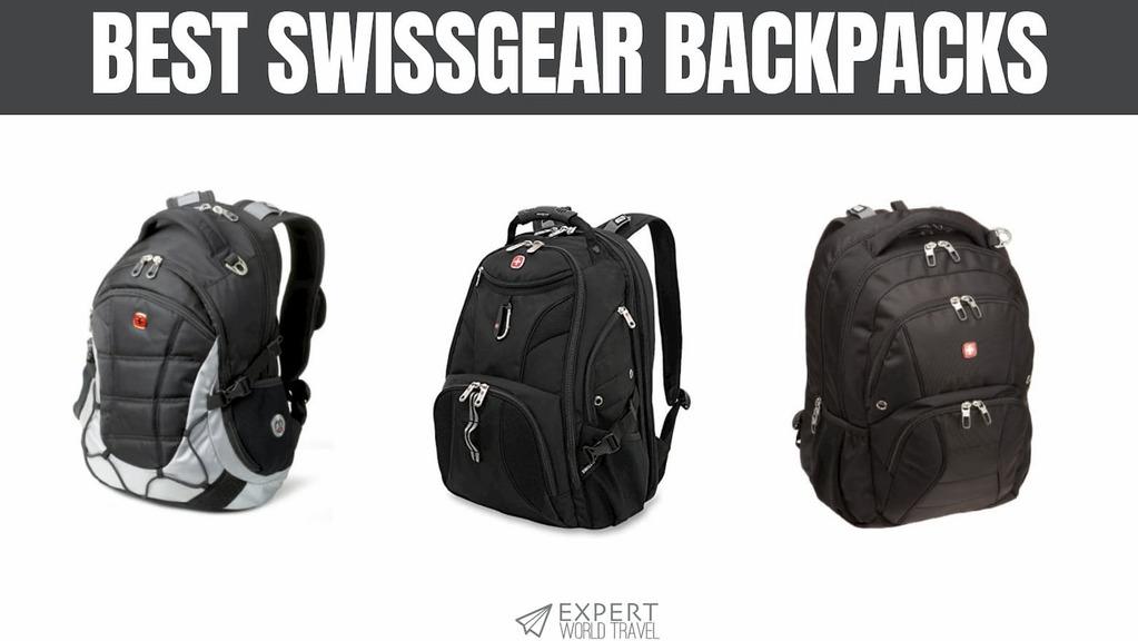 best swissgear backpacks