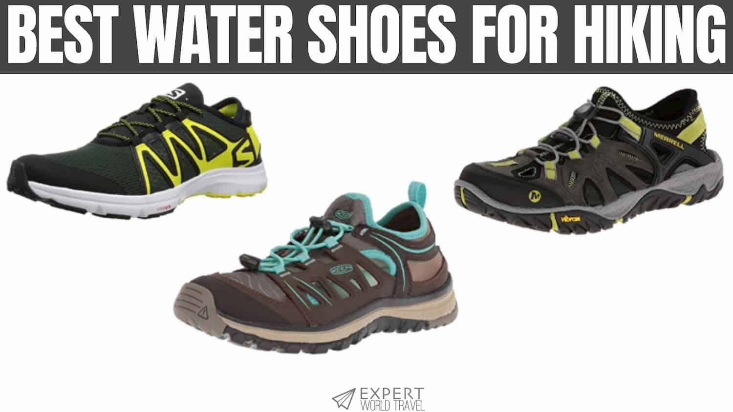 Best Water Shoes For Hiking in 2020