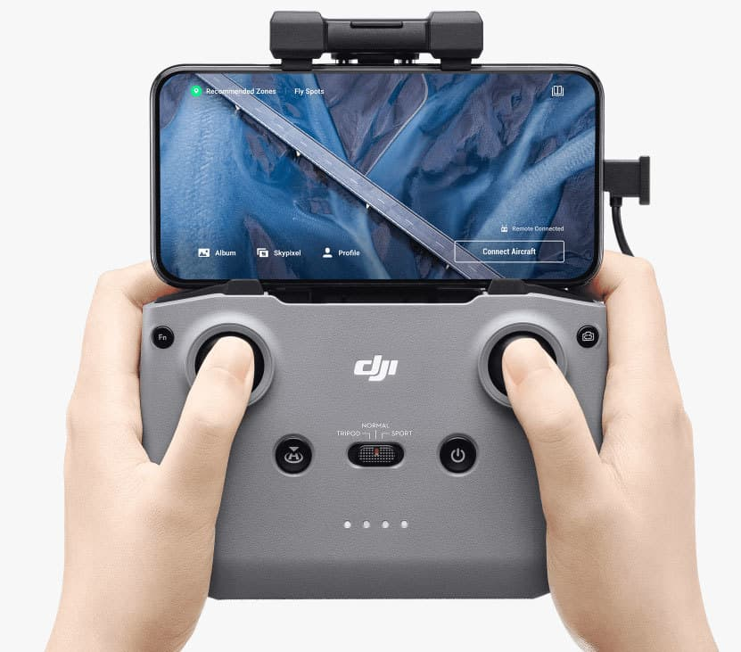 DJI Mavic Air 2.0 Controller