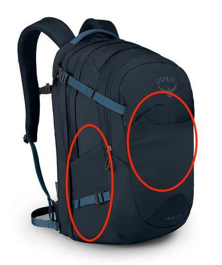 osprey nebula pockets