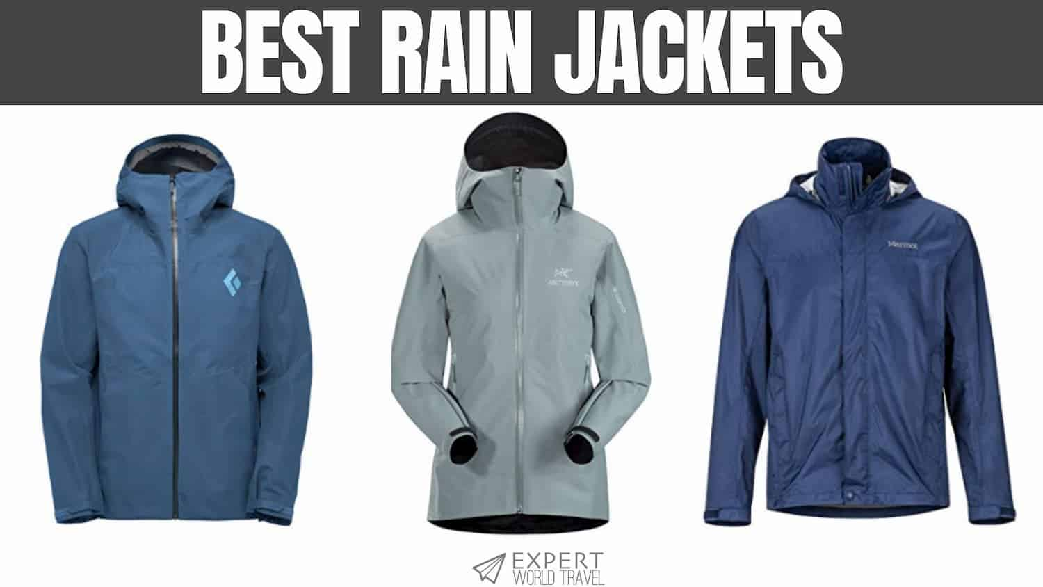 10 Best Rain Jackets in 2020 ⋆ Expert World Travel