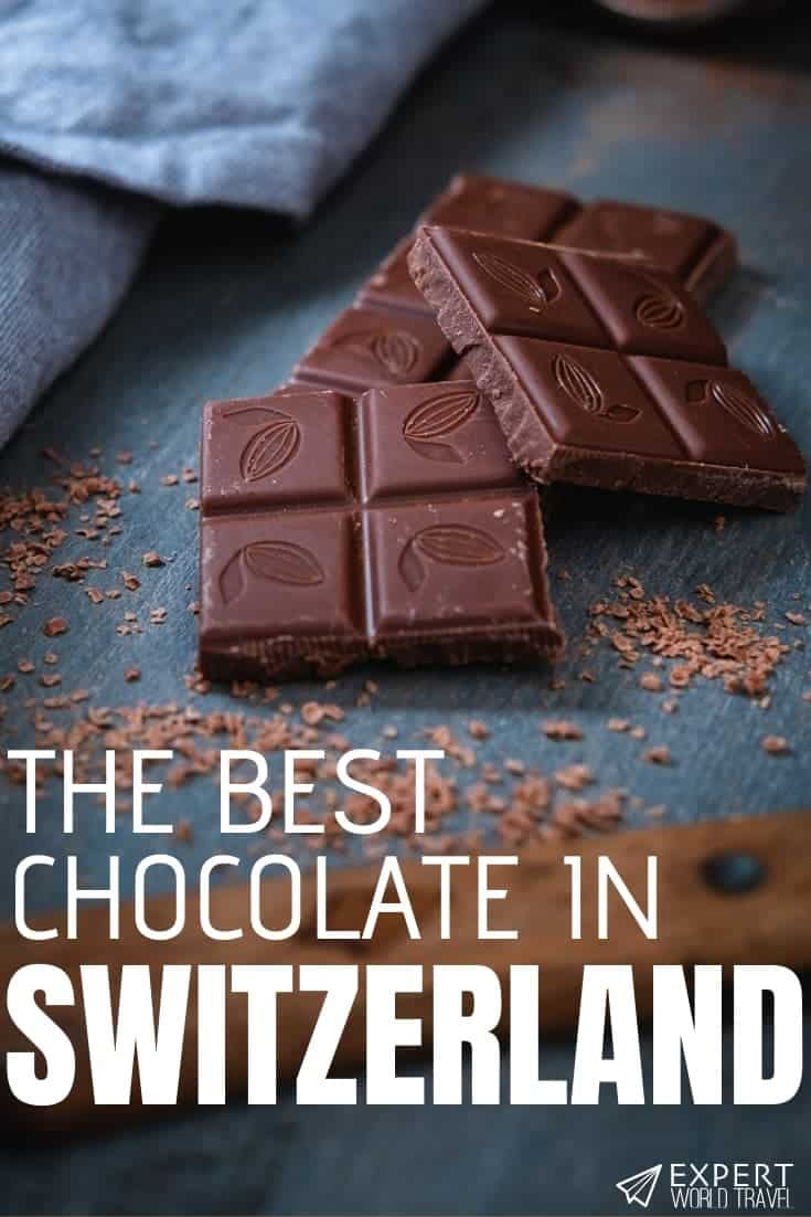 Learn the differences and commonalities of Swiss chocolate makers and chocolatiers and the best ones to visit in Switzerland.