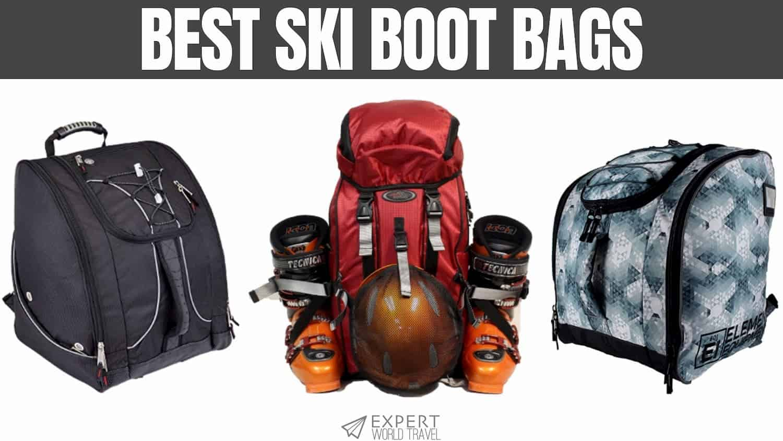 Best Ski Boot Bags in 2020 ⋆ Expert