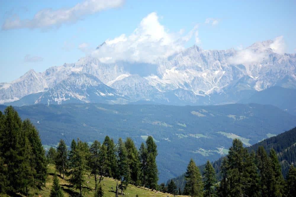 Flachau Salzburger Almenweg