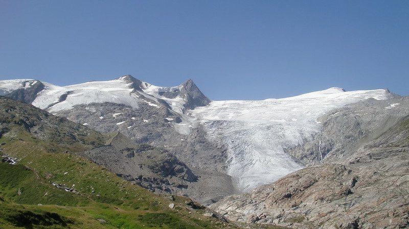 Innergschlöss Glacier