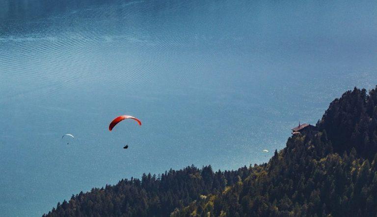 skydiving interlaken