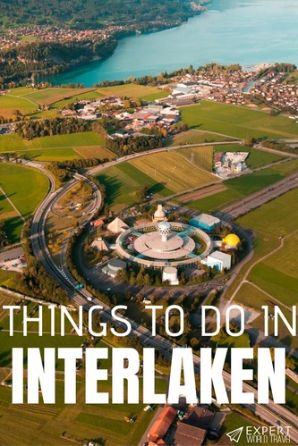 Travelling to Interlaken? Then this guide is perfect for you! Come see the ten best things to do in the area, for a truly memorable trip!