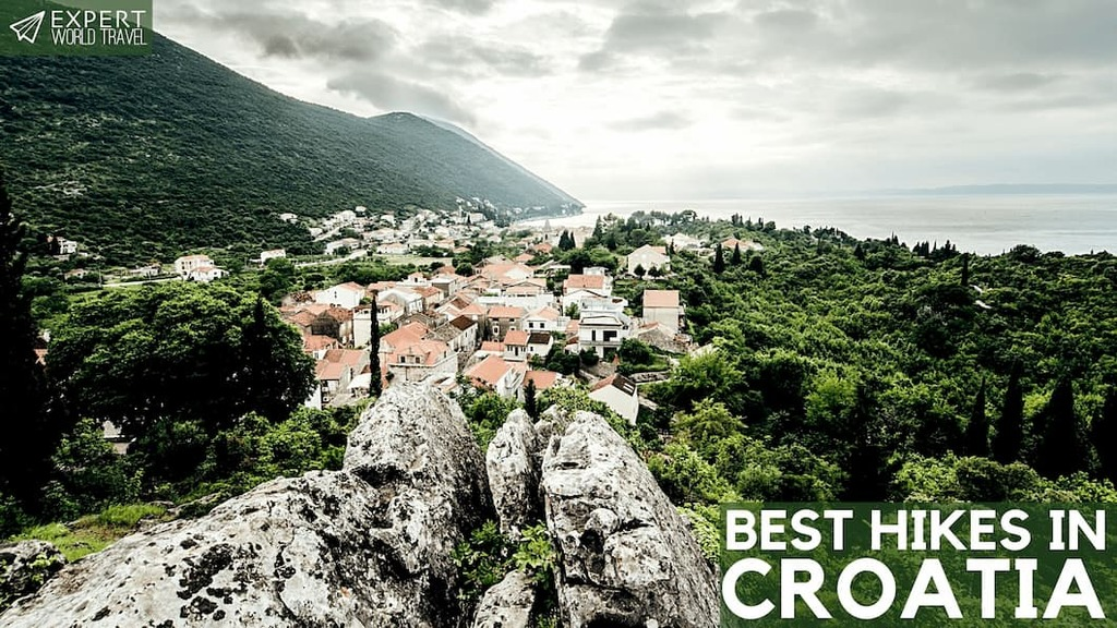 best hikes croatia