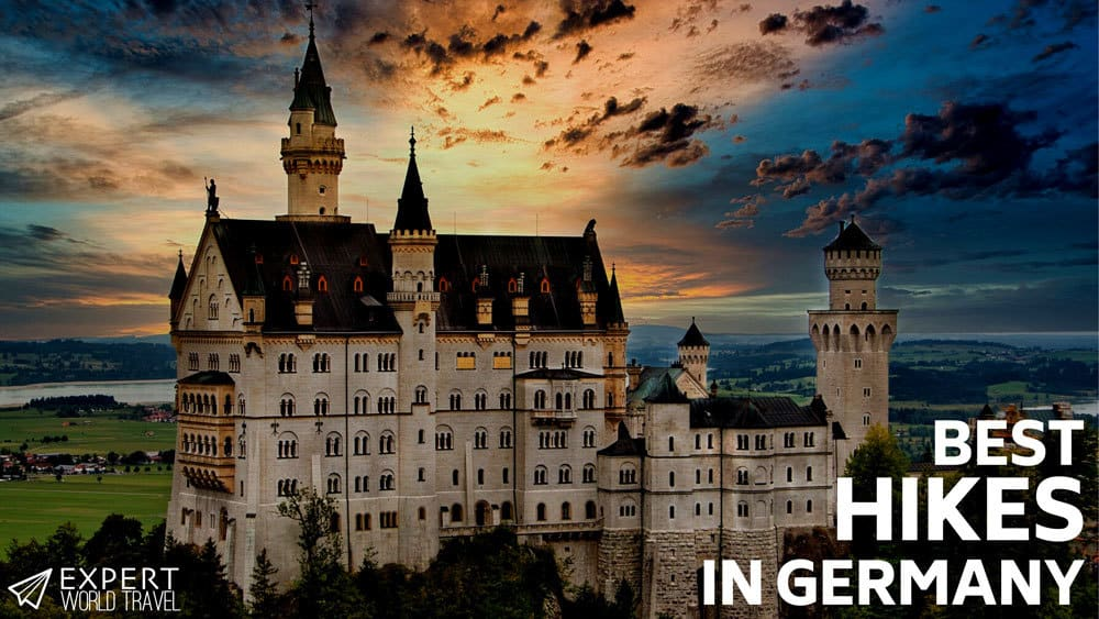 best hikes germany