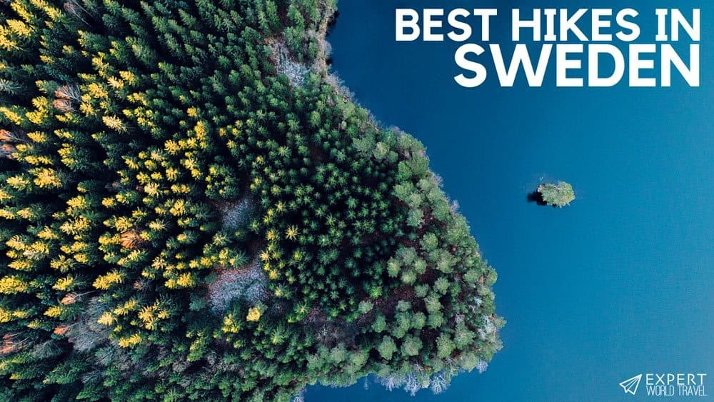 best hikes sweden