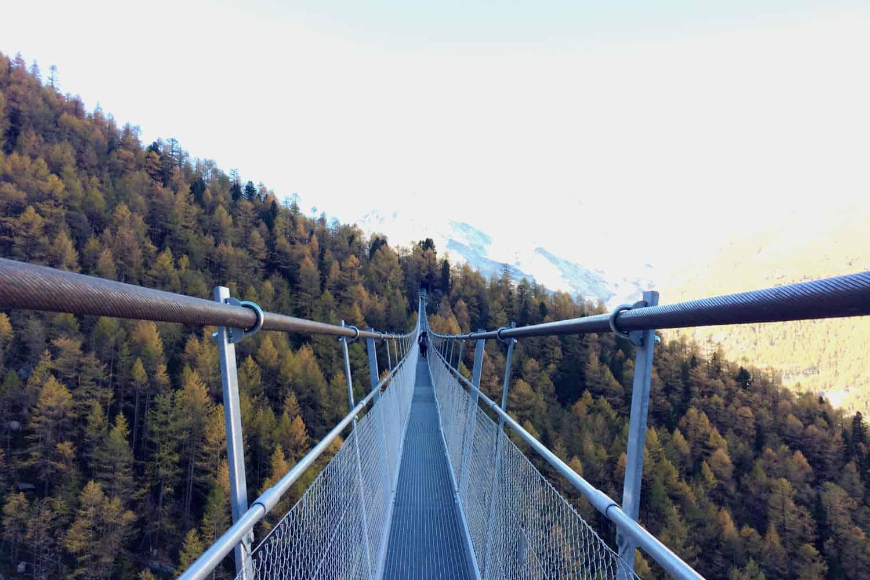charles kuonen suspension bridge randa