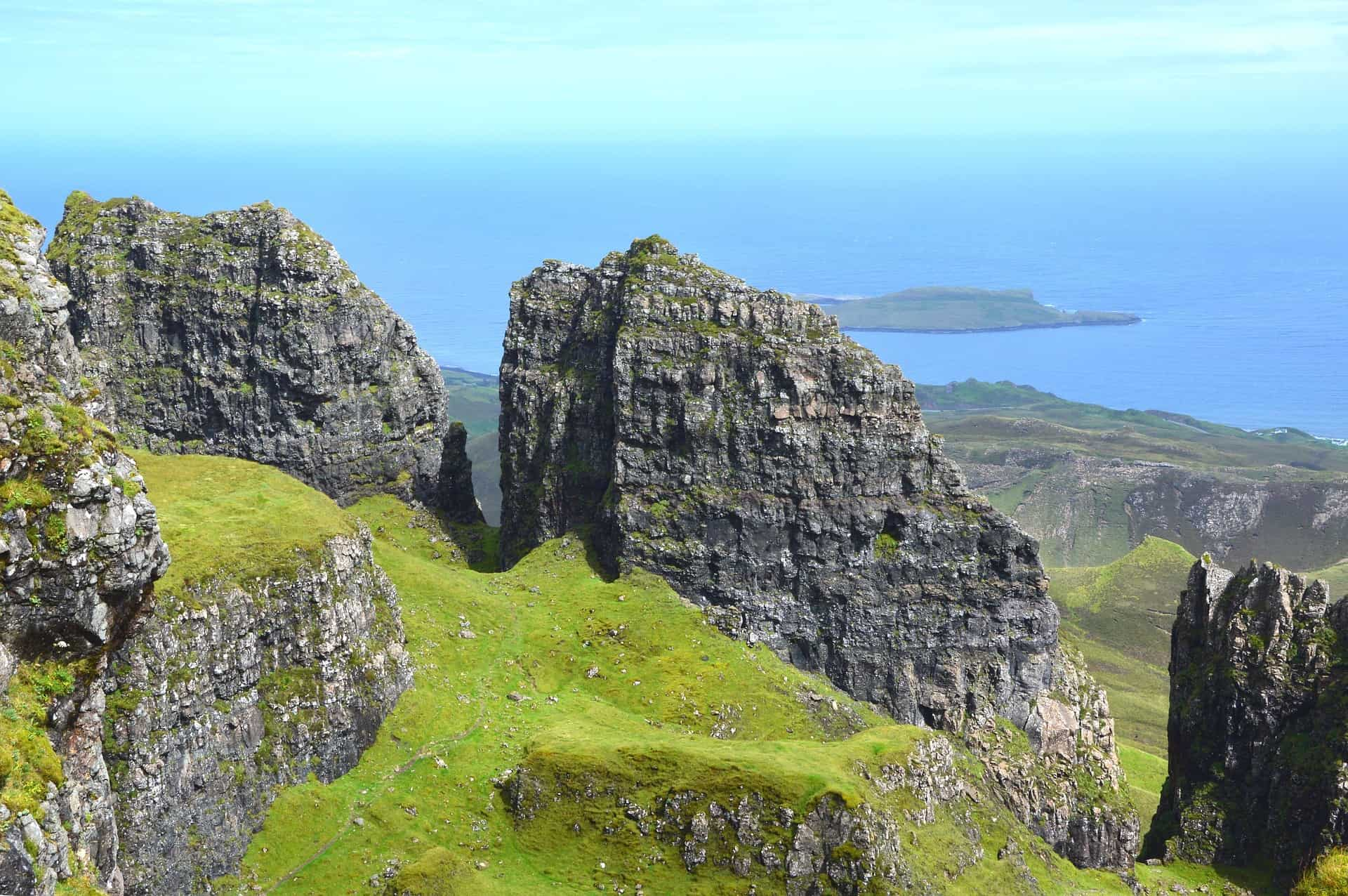 best hikes scotland